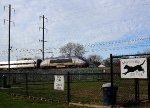 MARC 4911 on Amtrak 1054